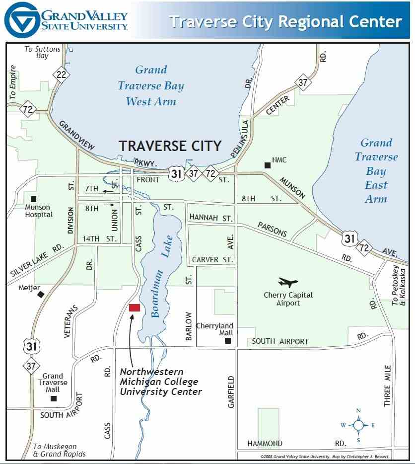 Traverse City Regional Center